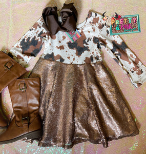 Cowgirls Dress