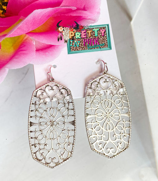 Lovely Drop Earrings