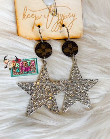 Another Star Earrings