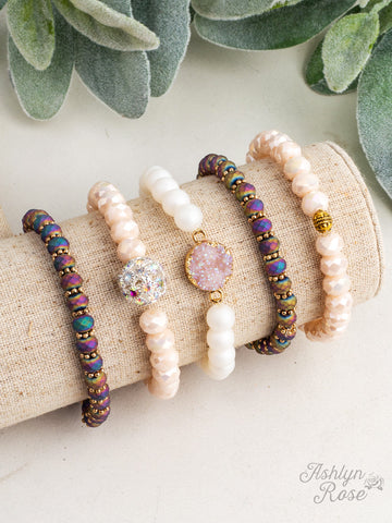 Mermaid Bracelet Set