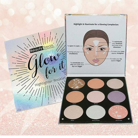 Glow for It Highlighter Palette