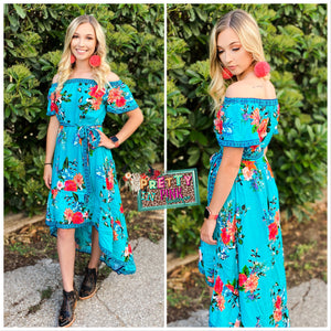 Forever in Love Floral Dress