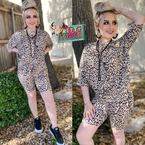 Lose It Leopard Set