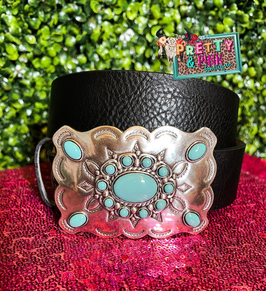 Rodeo Babe Belt