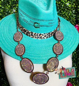 Western Bling Necklace