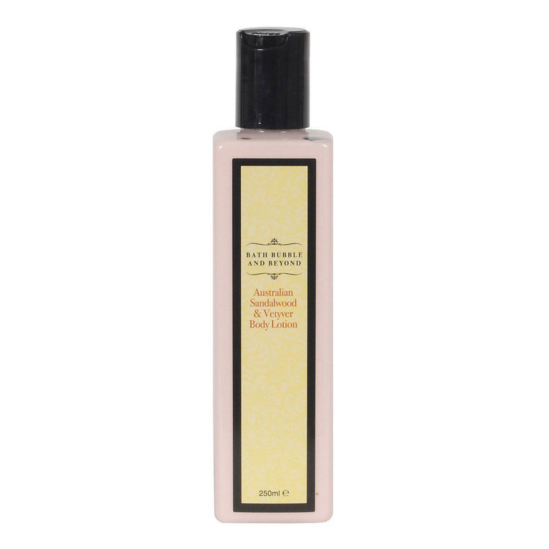 Australian Sandalwood & Vetyver Body Lotion-Perfect Pamper Gifts