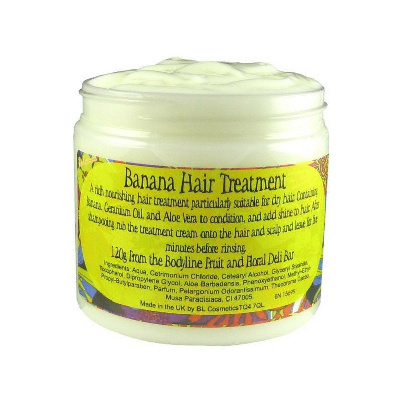 Banana Hair Mask & Conditioner-Perfect Pamper Gifts