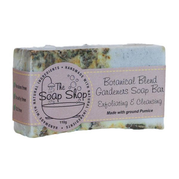 Botanical Blend Gardeners Handmade Soap-Perfect Pamper Gifts