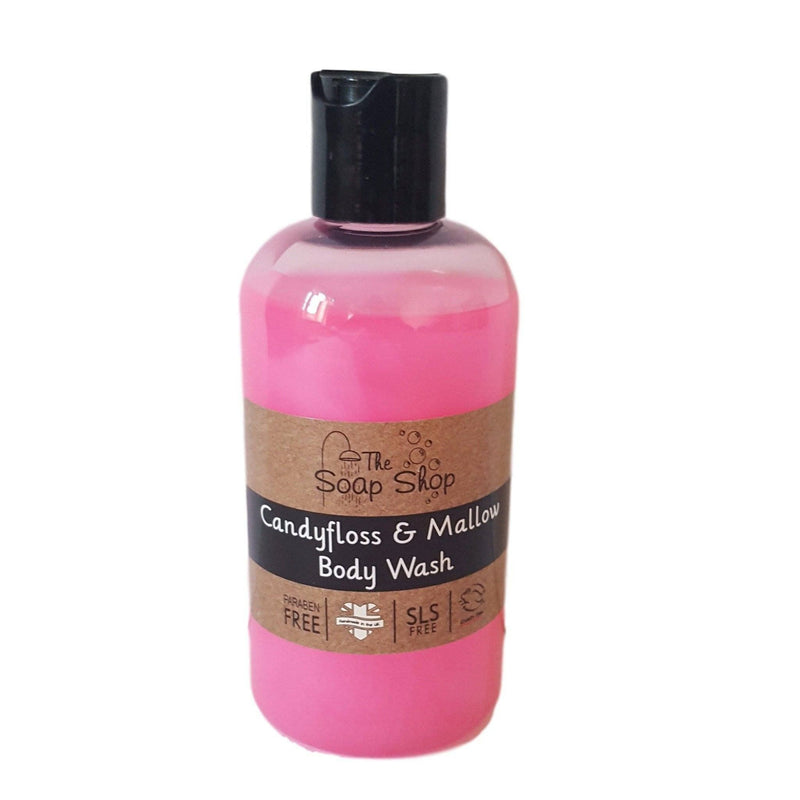 Candyfloss & Mallow Body Wash-Perfect Pamper Gifts