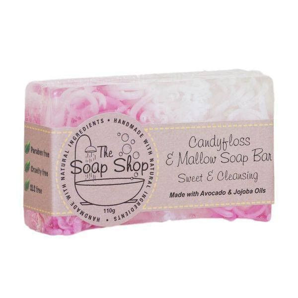 Candyfloss & Mallow Handmade Soap-Perfect Pamper Gifts