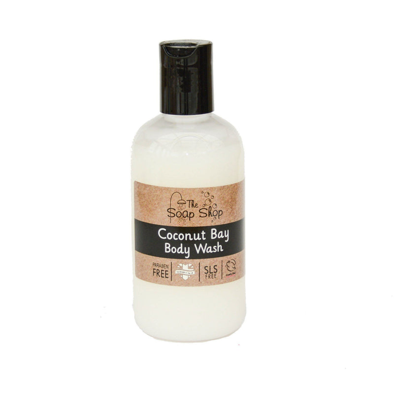 Coconut Bay Body Wash-Perfect Pamper Gifts