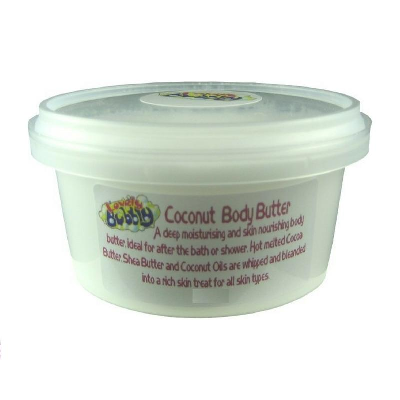 Coconut Body Butter-Perfect Pamper Gifts