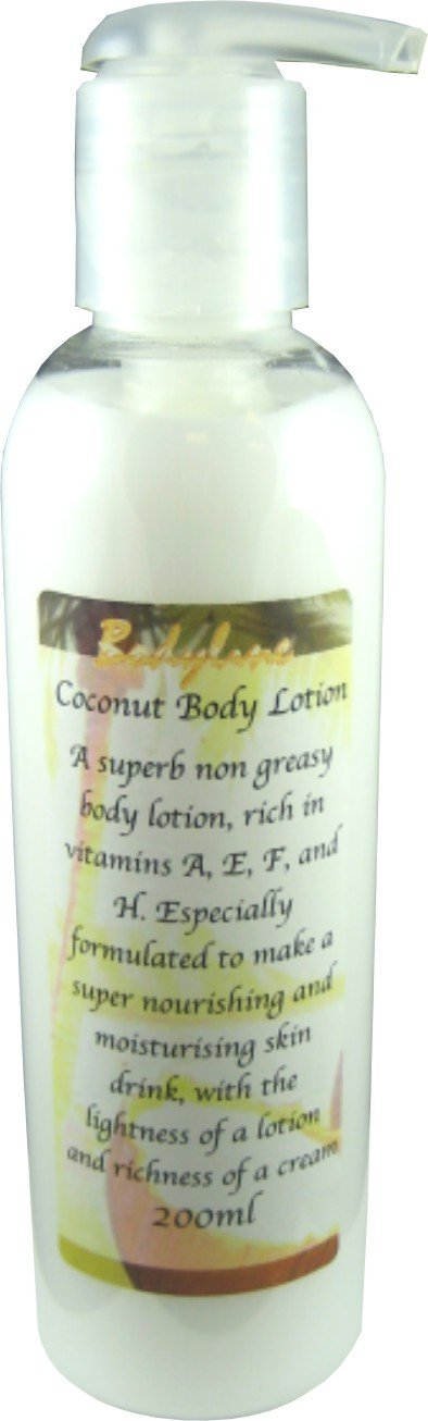 Coconut Body Lotion-Perfect Pamper Gifts