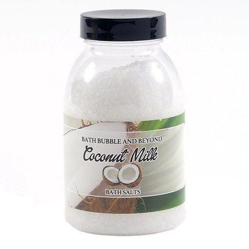 Coconut Milk Bath Salts-Perfect Pamper Gifts