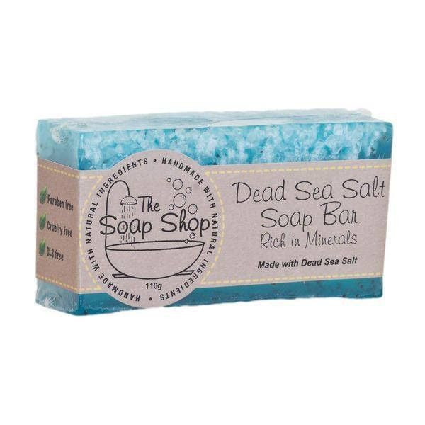 Dead Sea Salt Handmade Soap-Perfect Pamper Gifts