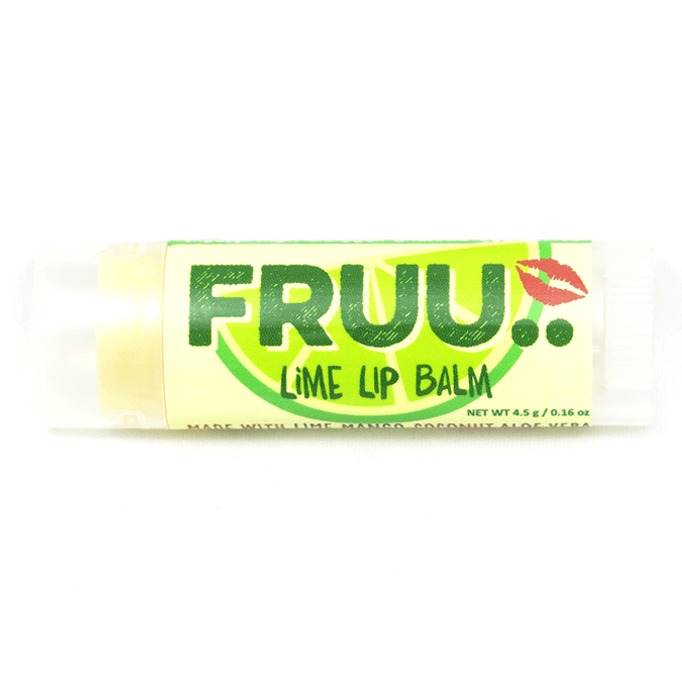 FRUU Lime Lip Balm-Perfect Pamper Gifts