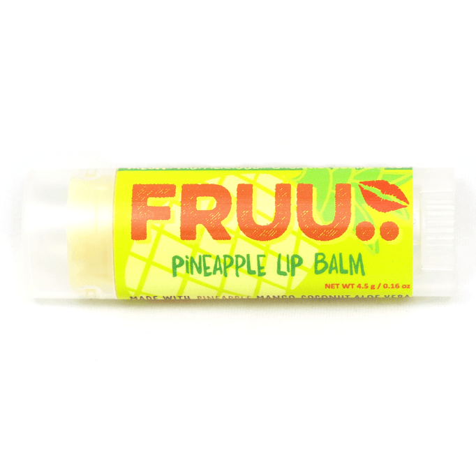 FRUU Pineapple Lip Balm-Perfect Pamper Gifts