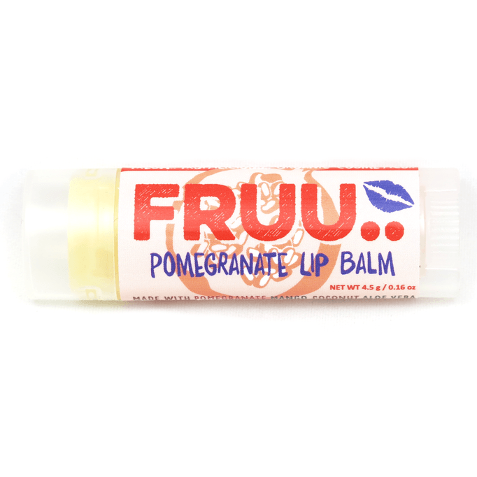 FRUU Pomegranate Lip Balm-Perfect Pamper Gifts