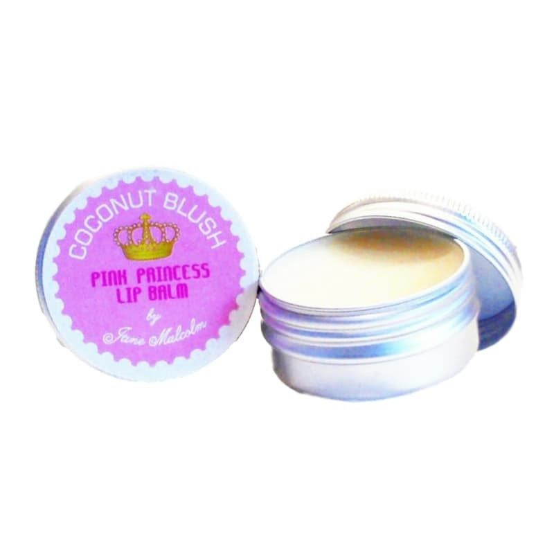 Geranium & Lavender Lip Balm Tin-Perfect Pamper Gifts