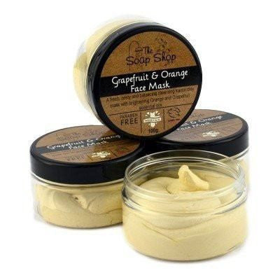 Grapefruit & Orange Face Mask-Perfect Pamper Gifts