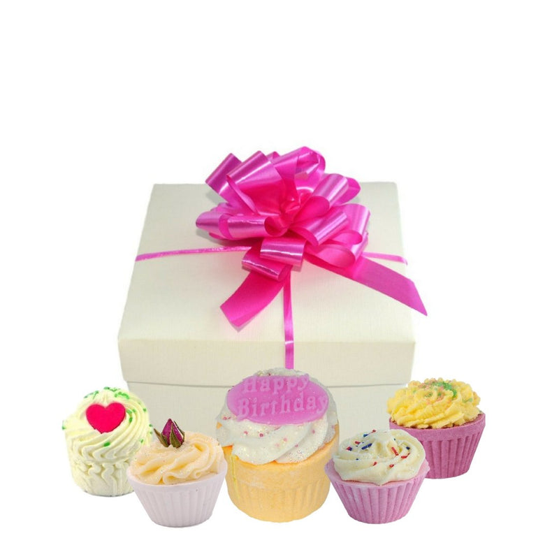 Happy Birthday Bath Bomb Gift Set-Perfect Pamper Gifts