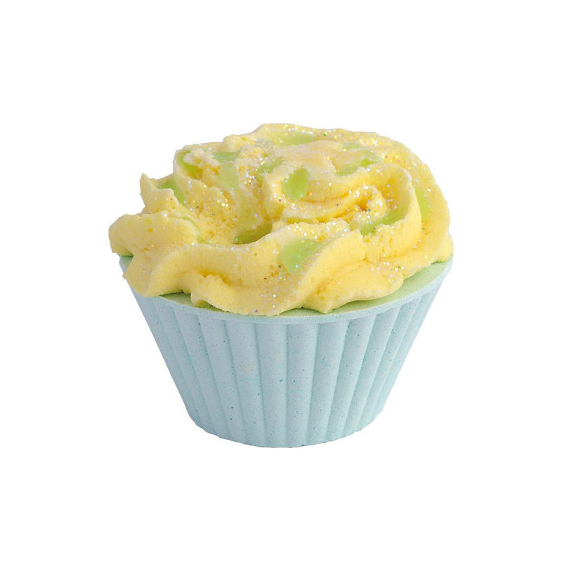 Key Lime Cupcake Bath Bomb-Perfect Pamper Gifts