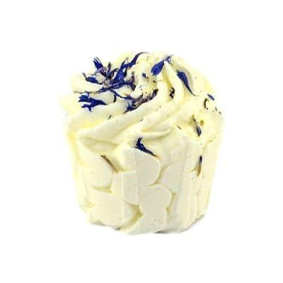 Lavender Cupcake Bath Creamer-Perfect Pamper Gifts