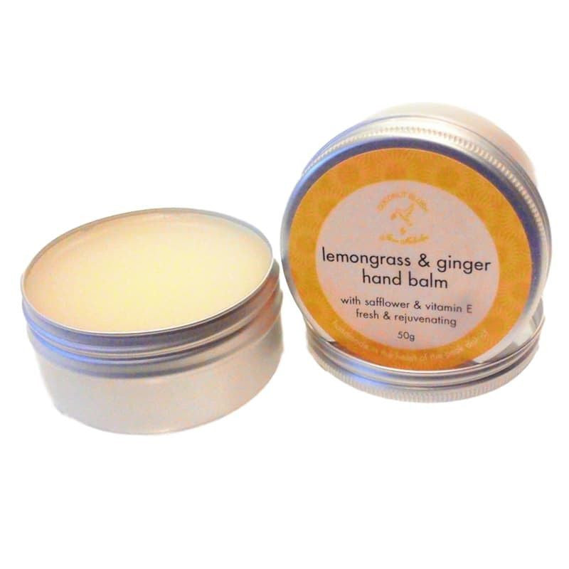 Lemongrass & Ginger Hand Balm-Perfect Pamper Gifts
