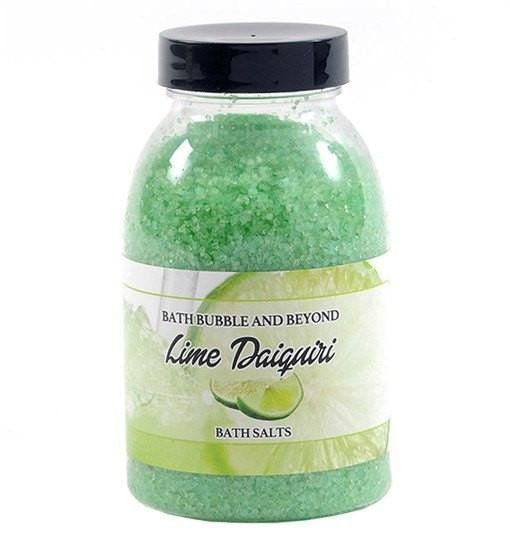 Lime Daiquiri Bath Salts-Perfect Pamper Gifts