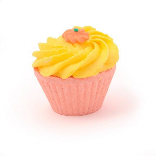 Mango Royale Cupcake Bath Bomb-Perfect Pamper Gifts