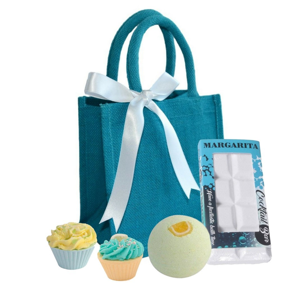 Margarita Cocktail Bath Bomb Gift Set-Perfect Pamper Gifts