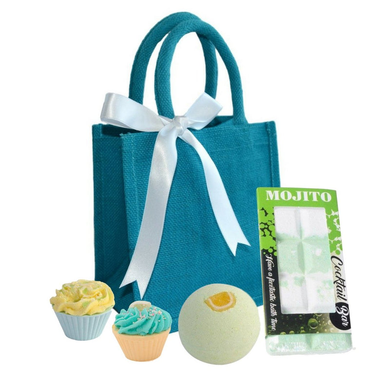 Mojito Cocktail Bath Bomb Gift Set-Perfect Pamper Gifts