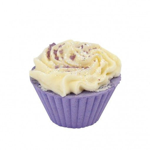 Passion Fruit Cupcake Bath Bomb-Perfect Pamper Gifts