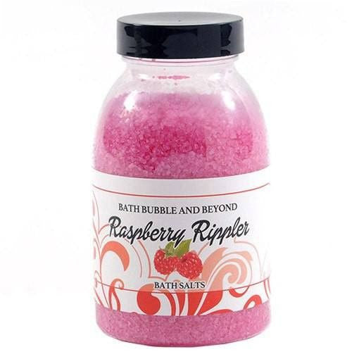 Raspberry Ripple Bath Salts-Perfect Pamper Gifts