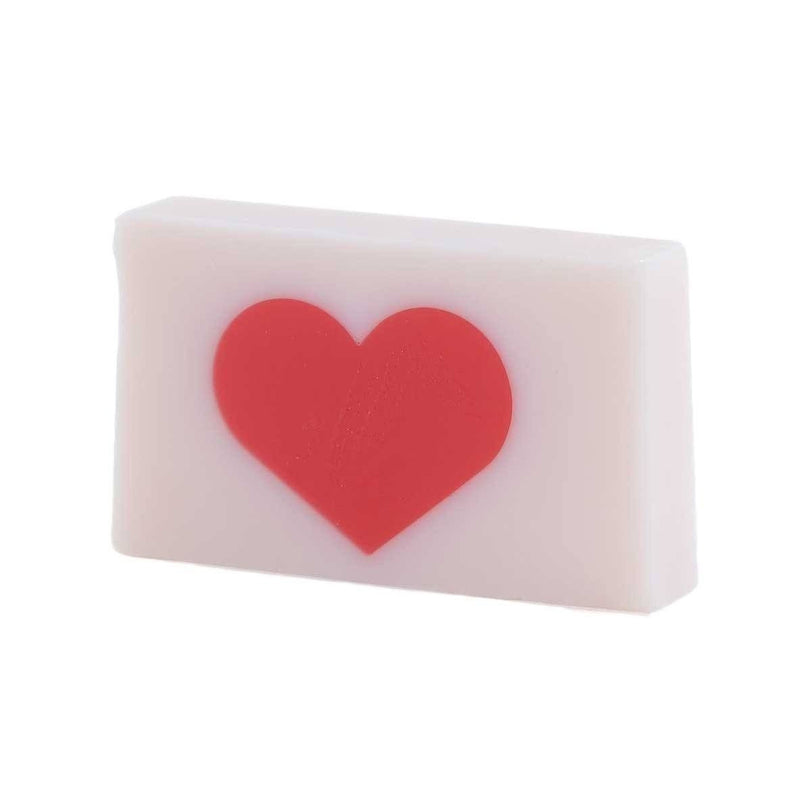 Rose Heart Handmade Soap-Perfect Pamper Gifts