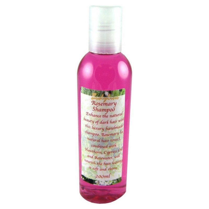 Rosemary & Rose Water Shampoo-Perfect Pamper Gifts