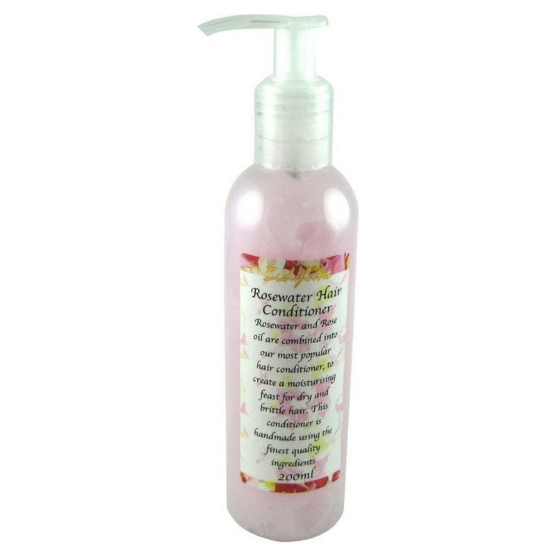 Rosewater Hair Conditioner-Perfect Pamper Gifts