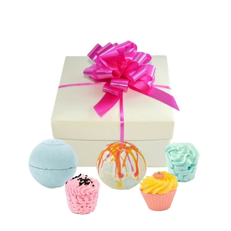 Sea & Sunshine Bath Bomb Gift Set-Perfect Pamper Gifts
