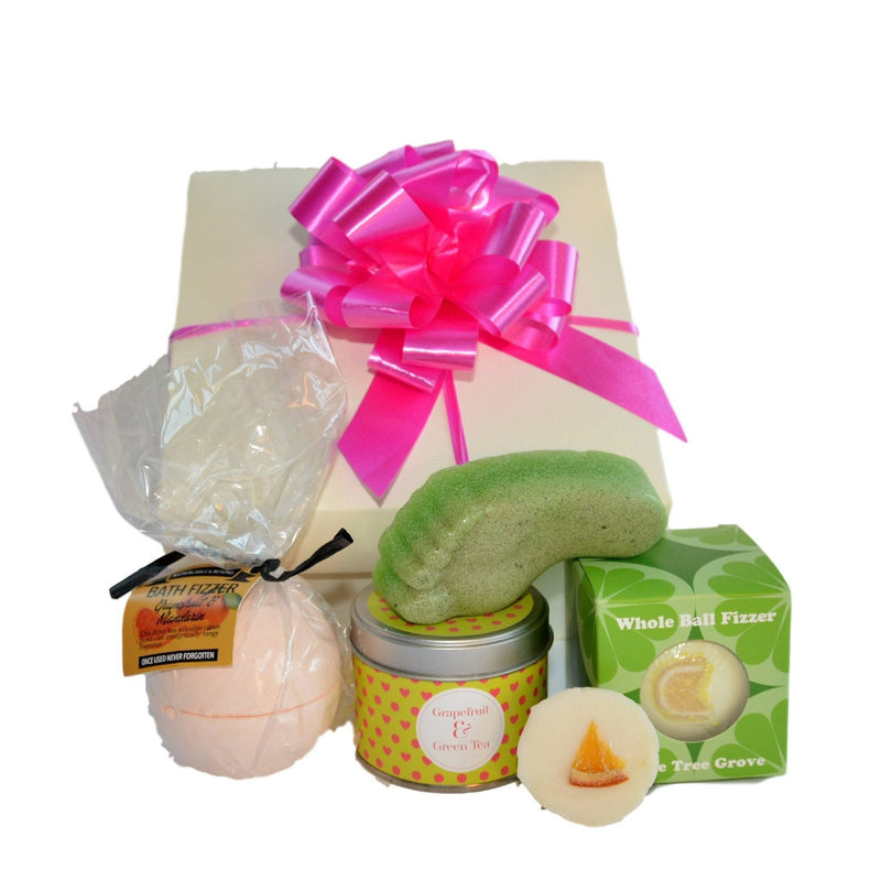Simply The Zest Pamper Hamper-Perfect Pamper Gifts