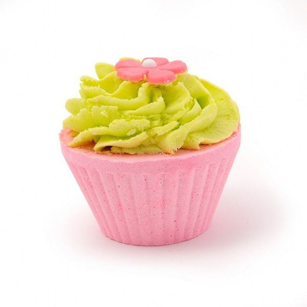 Strawberry Surrender Cupcake Bath Bomb-Perfect Pamper Gifts