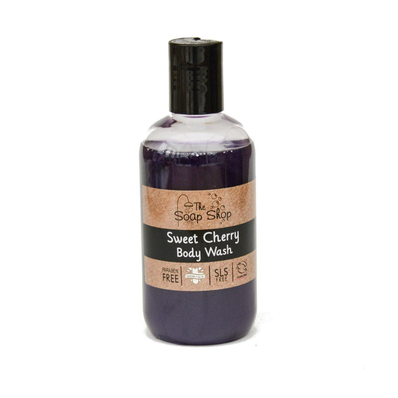 Sweet Cherry Body Wash-Perfect Pamper Gifts