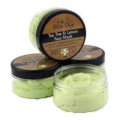 Tea Tree & Lemon Face Mask-Perfect Pamper Gifts
