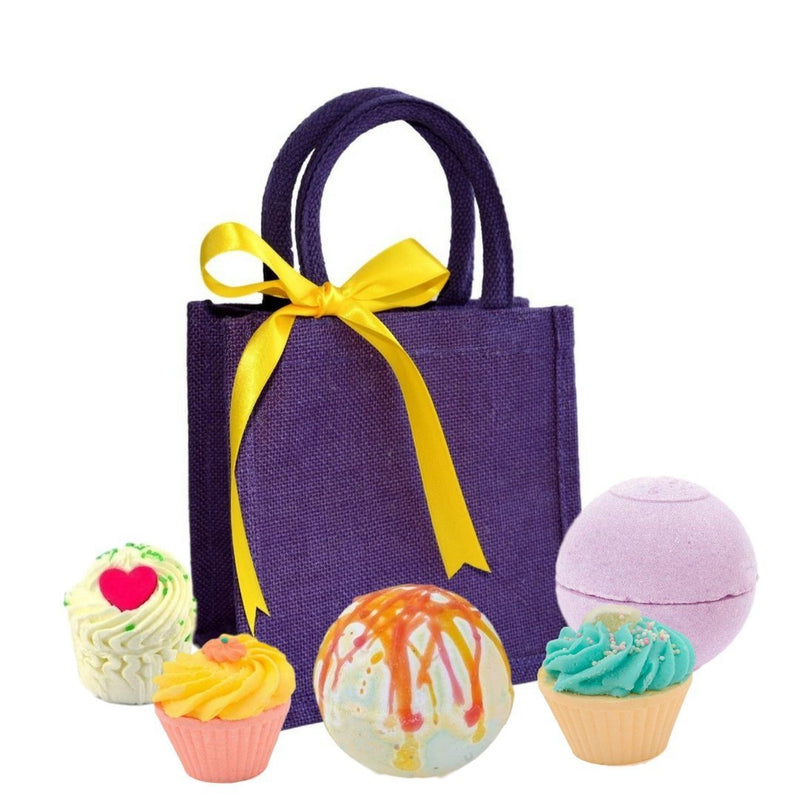 Tooty Fruity Bath Bomb Gift Set-Perfect Pamper Gifts