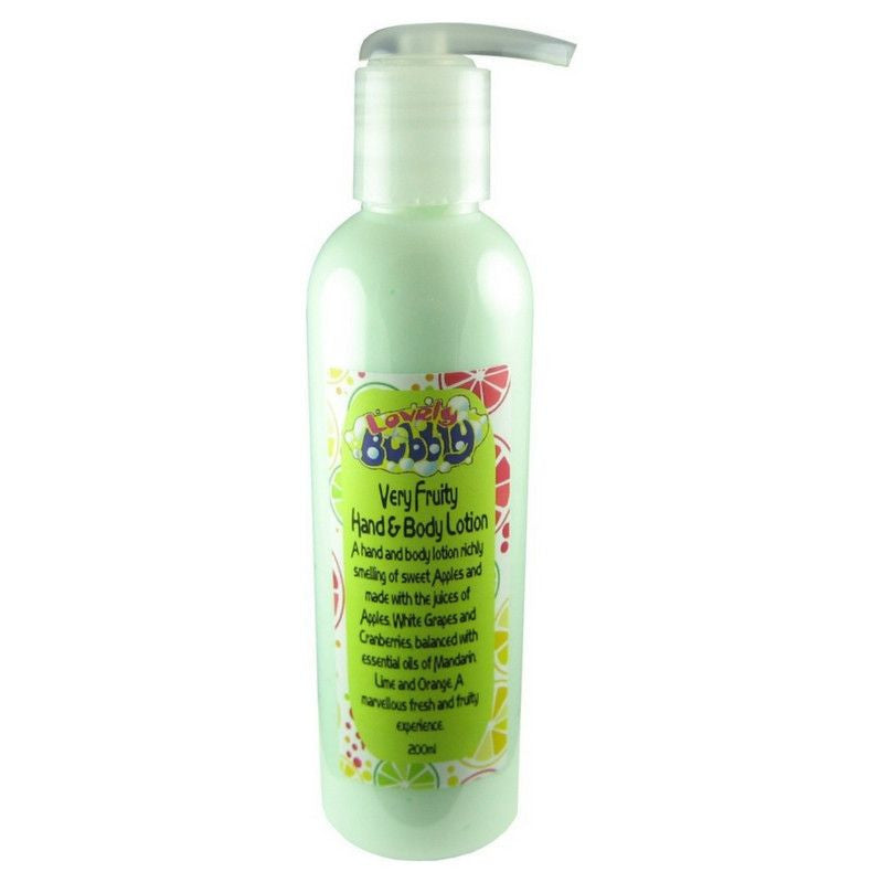 Very Fruity Hand & Body Lotion-Perfect Pamper Gifts