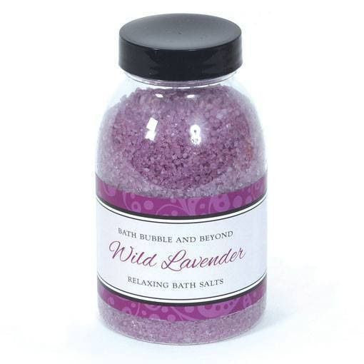 Wild Lavender Bath Salts-Perfect Pamper Gifts