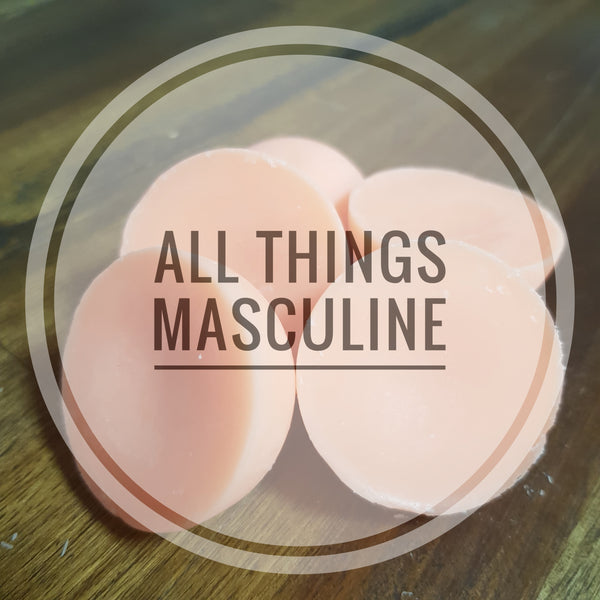 All Things Masculine - standard melt pack