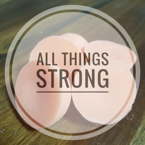 All Things Strong - standard melt pack