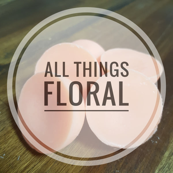 All Things Floral - standard melt pack
