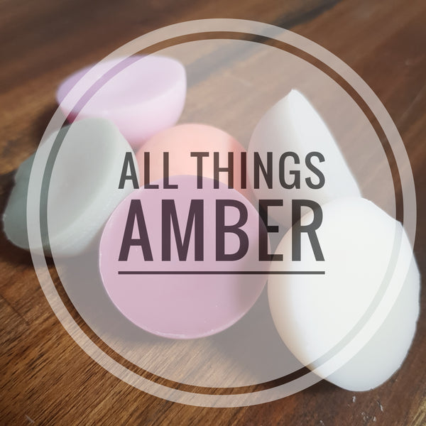 All Things Amber - Standard Melt Pack