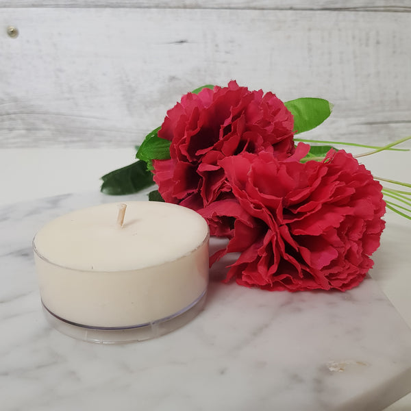 Australian Sandalwood Rose Maxi Tealight